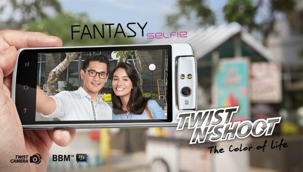 Harga Mito A77 Fantasy Selfie Baru Hanya Rp. 1,1 Jutaan