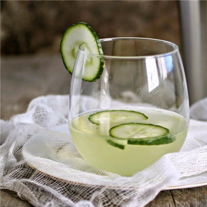Gin and Cucumber Smash