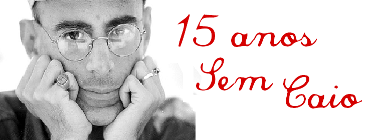 15 anos sem Caio