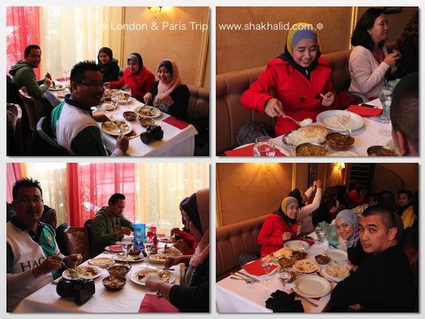 premium beautiful happy faces eating at Indian restaurant