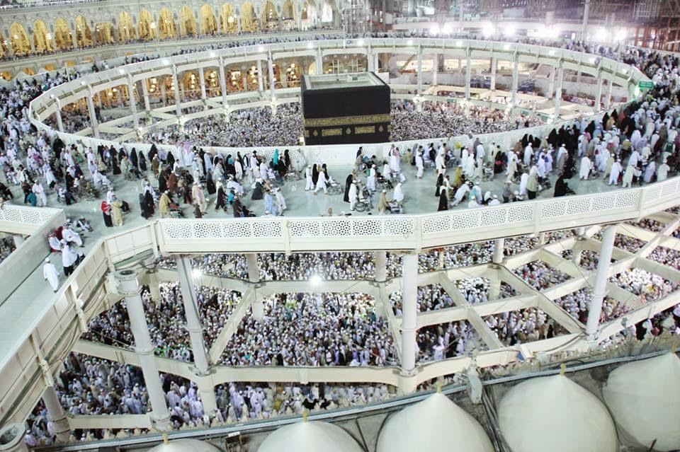 foto masjidil haram terbaru 2015 ka'bah mekah