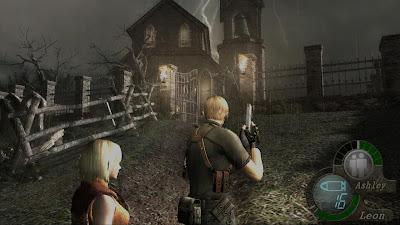 Resident Evil 4 gameplay