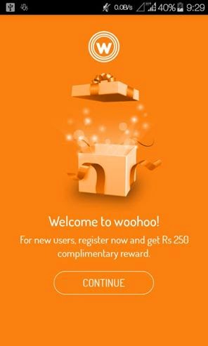 Gift coupons myntra