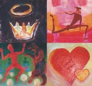 die vier archetypen