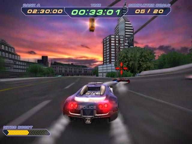 لعبة سباق سيارات الشرطة Police Supercars Racing