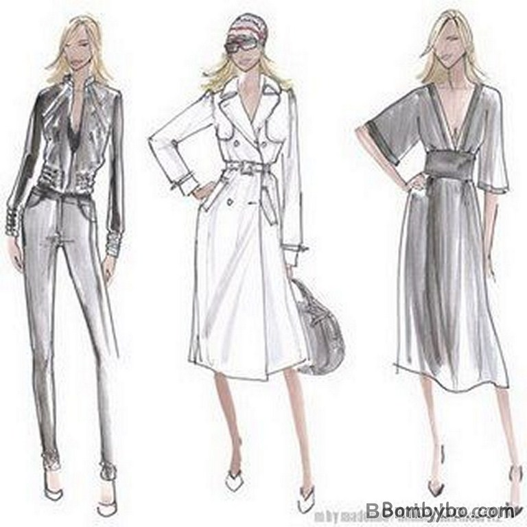 Welcome To Fun2shh World Latest Best Fashion Sketches