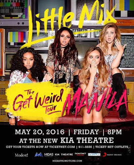 Little Mix Live in Manila