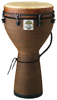 Percussion Instruments - Djembe