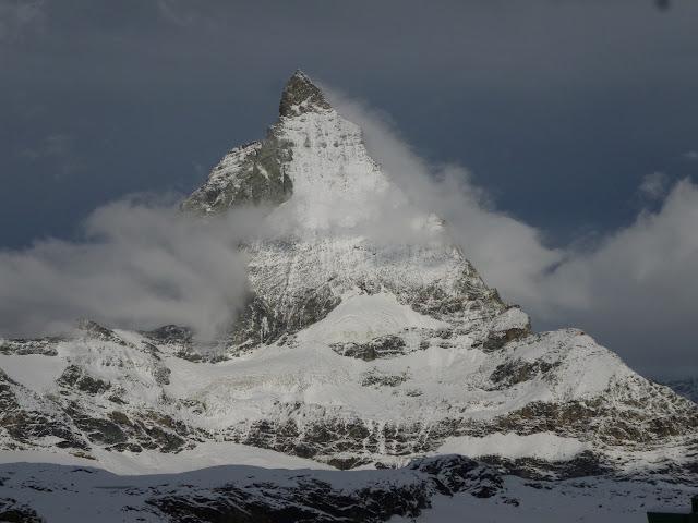 Zermatt-Cervinia,trekking Alpes:Tour del Cervino