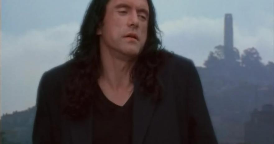 Best Actor Alternate Best Actor 2003 Tommy Wiseau In The