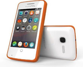 Alcatel One Touch Fire price in India image