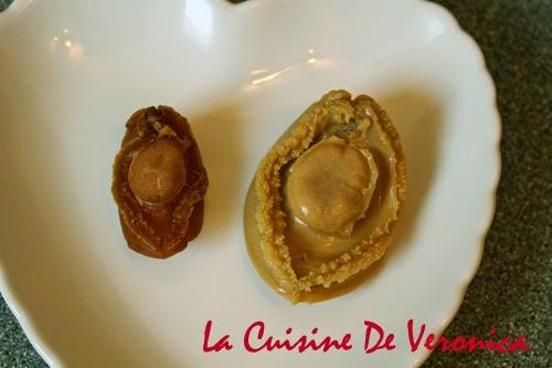 La Cuisine De Veronica 發乾鮑