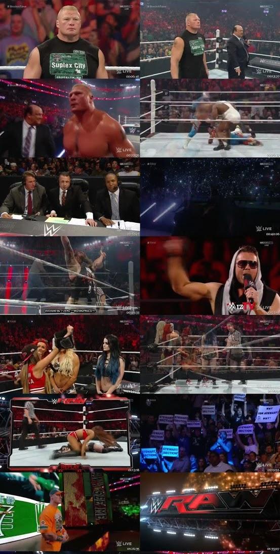 WWE Monday Night RAW 24 Aug 2015 HDTV 480p