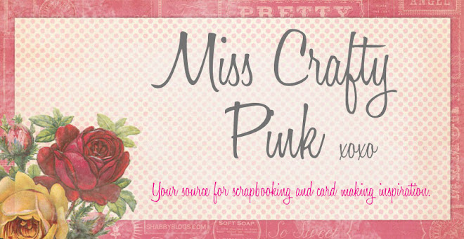 Miss Crafty Pink
