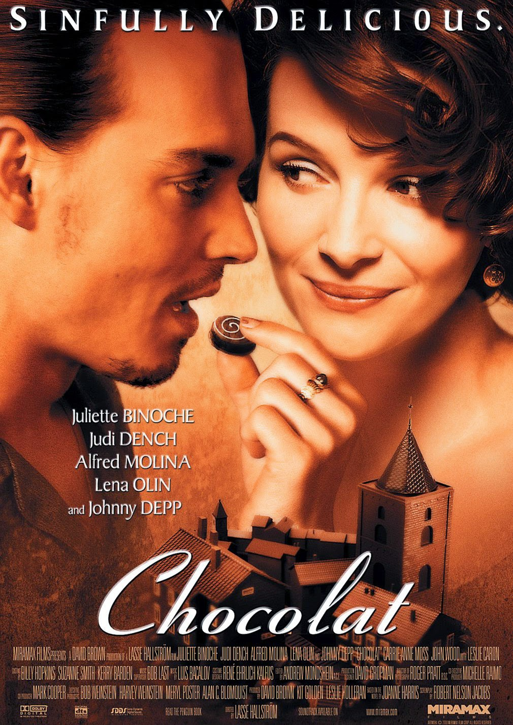 Filme Chocolat