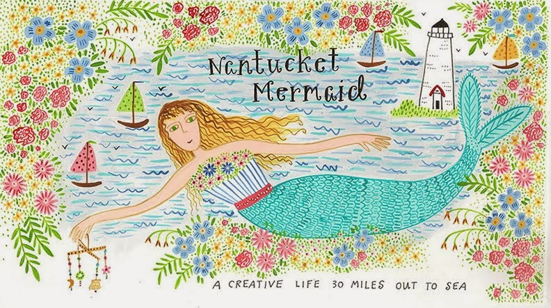 Nantucket Mermaid