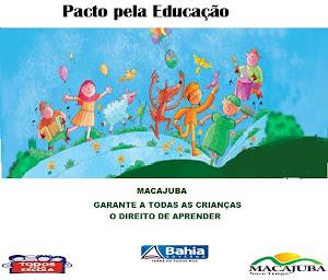 Educação em Macajuba é prioridade.