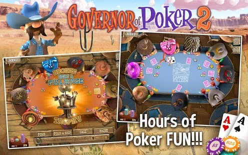 Governor of Poker 2 Android Game APK