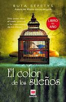 http://4.bp.blogspot.com/-oYIe8S0Z7Ig/UmDav8ceo4I/AAAAAAAAJs0/VRcQ75y44aw/s1600/unademagiaporfavor-novela-noviembre-2013-maeva-el-color-de-los-suenos-ruta-sepetys-portada.jpg