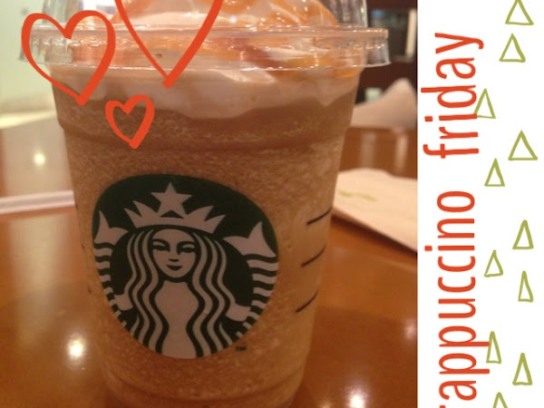 Frappuccino Friday