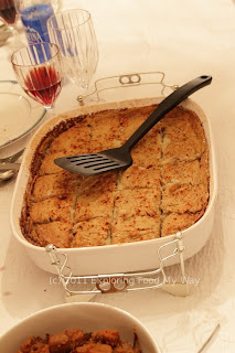 Spicy Potato Kugel