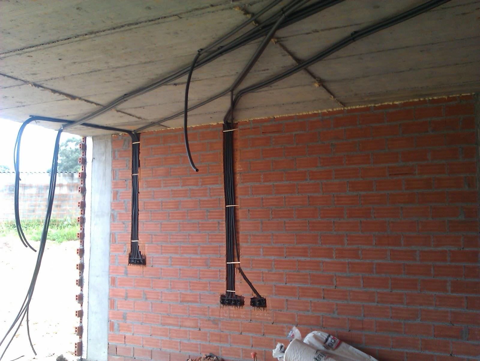 Instalaciones el ctricas mario entubado vivienda en la - Instalacion electrica vista ...