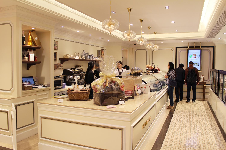 Royal Garden Hotel Cake Shop