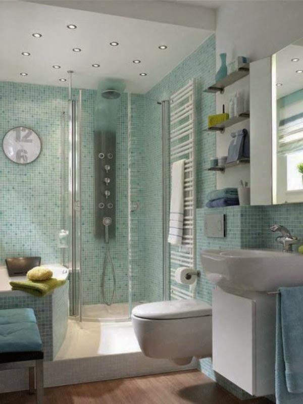 Desain Kamar Mandi Minimalis Mewah Ala Hotel Berbintang.txt