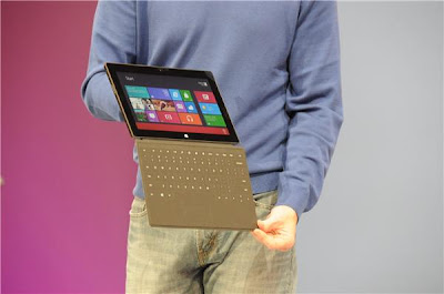 16 Windows Reimagined: The Slate with Microsoft Windows 8