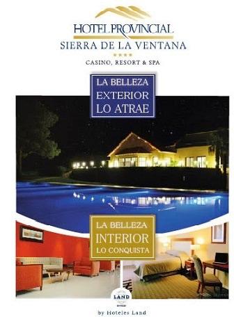 Hotel Provincial Sierra de la Ventana