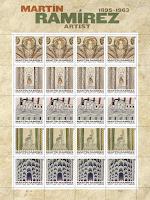 Martín Ramírez Stamps