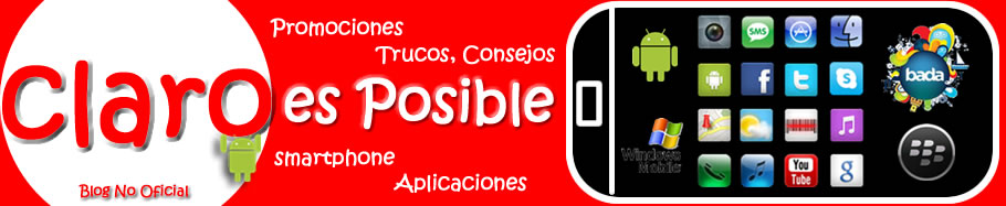Claro es Posible, Promociones, Ofertas, Noticias y ms de Claro Per
