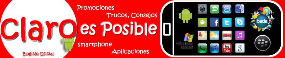 Claro es Posible, Promociones, Ofertas, Noticias y más de Claro Perú