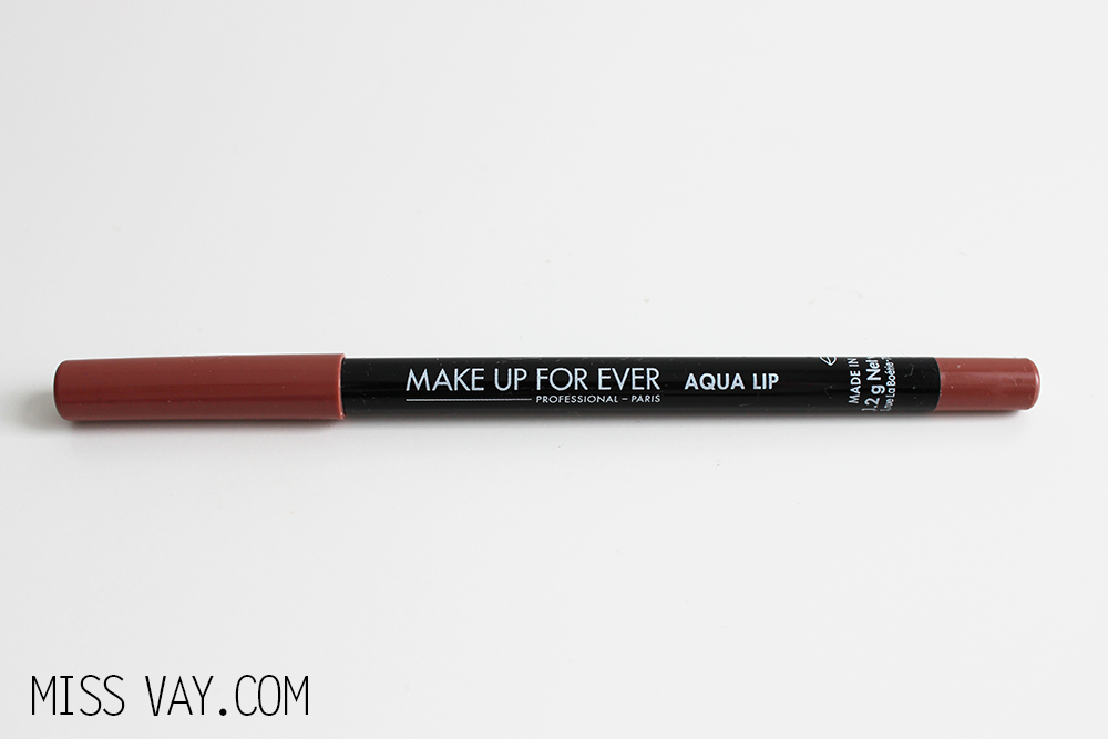 Aqua Lip Make Up For Ever