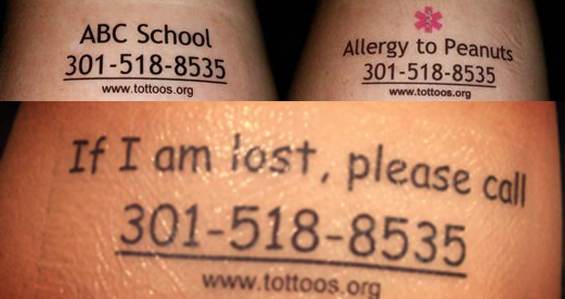 Tottoos Child Tattoos