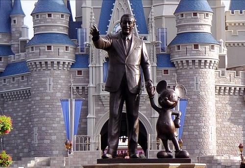 Criogenización Walt Disney