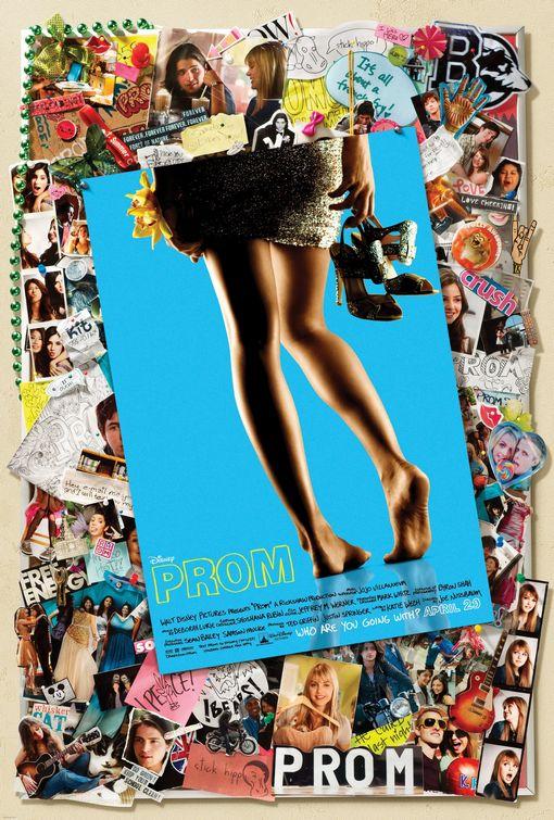 Disney Prom movie poster