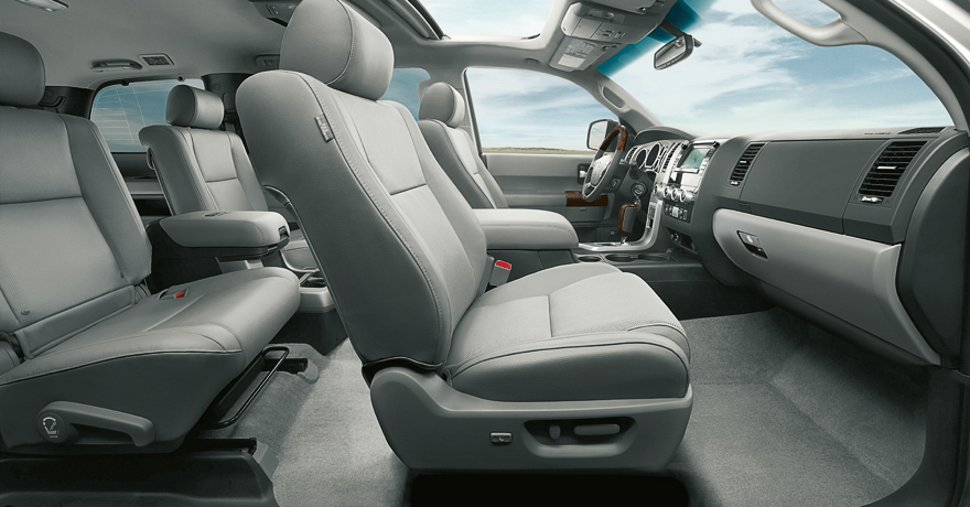 Toyota Sequoia 2011 Widescreen Exotic Car Pictures #06 of 34 ...