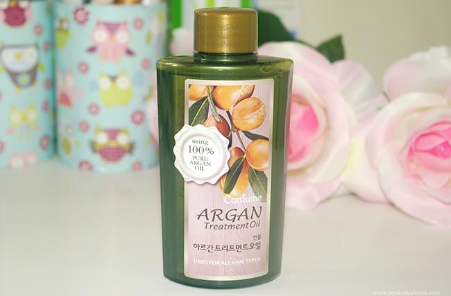 Confume Argan Oil