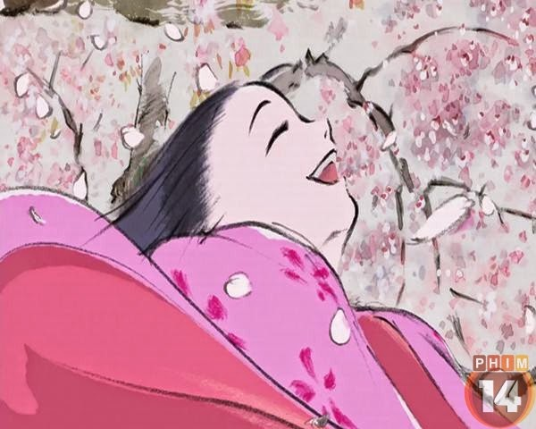Truyện Công Chúa Kaguya The Tale of The Princess Kaguya 3