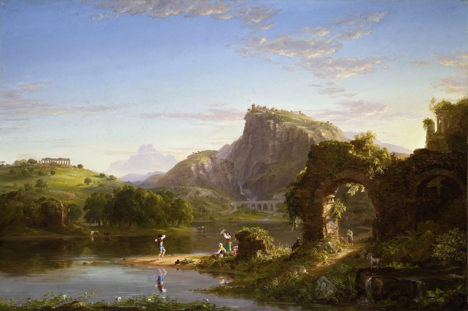 Famous Pastoral Paintings