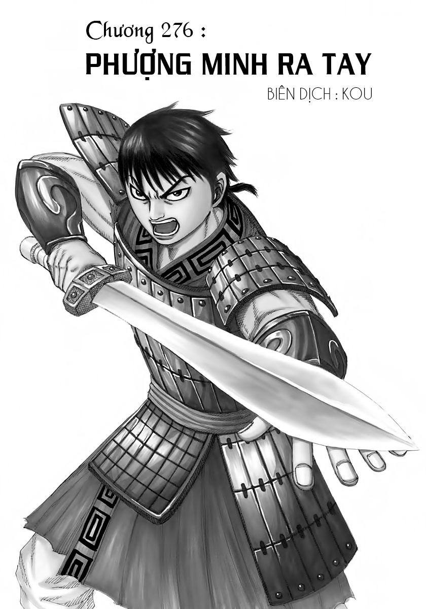 Kingdom - Vương Giả Thiên Hạ Chapter 276 page 2 - IZTruyenTranh.com