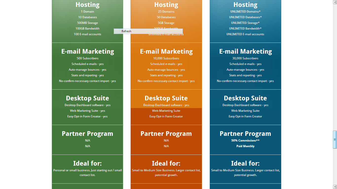 Insty.me Web Hosting Review (Amazon Web Hosting Service)