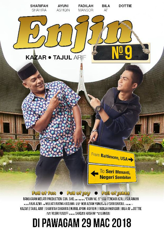 29 MAC 2018 - ENJIN NO. 9 (MALAY)
