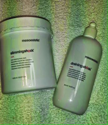 Productos que se utilizan en el tratamiento Cellulishock
