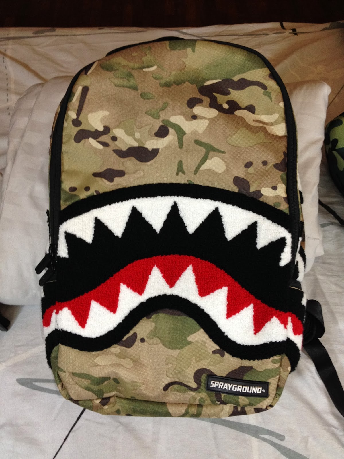 Jjaysonn Sprayground Shark Collections
