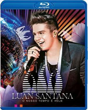 DVD Luan Santana – O Nosso Tempo é Hoje Torrent