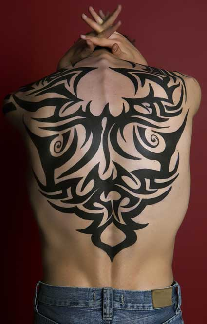 tribal tattoo design news