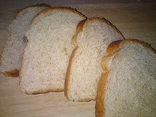 Cooking Pleasure: Soya Bean Milk Loaf Bread [Straight ...