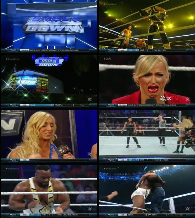 WWE Thursday Night Smackdown 03 Sept 2015 WEBRip 480p